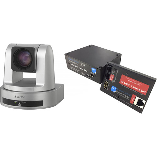 Sony SRG120DH/PAC4 EZ-2-Connect PTZ Camera Solution