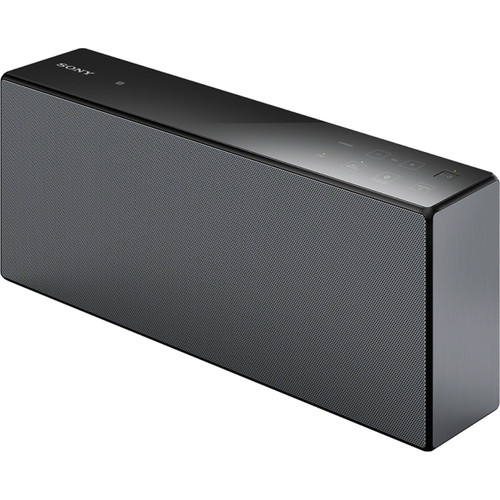 Sony SRS-X77 Portable Wi-Fi and Bluetooth Speaker (Black)
