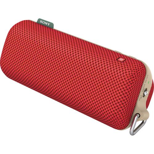 Sony SRS-BTS50 Bluetooth Speaker (Red)