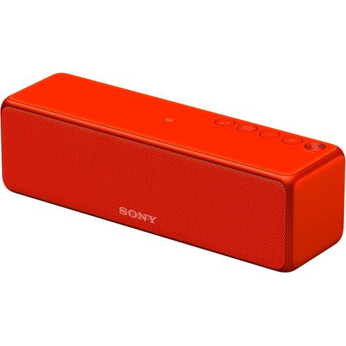Sony h.ear go Wireless Speaker (Cinnabar Red)