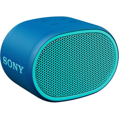 Sony SRS-XB01 EXTRA BASS Portable Bluetooth Speaker (Blue)