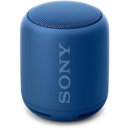 Sony SRS-XB10 Bluetooth Speaker (Blue)