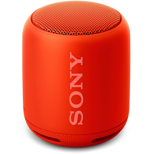 Sony SRS-XB10 Bluetooth Speaker (Red)