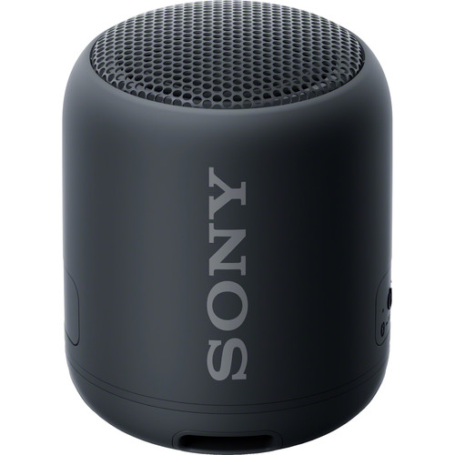Sony SRS-XB12 EXTRA BASS Portable Bluetooth Speaker (Black)