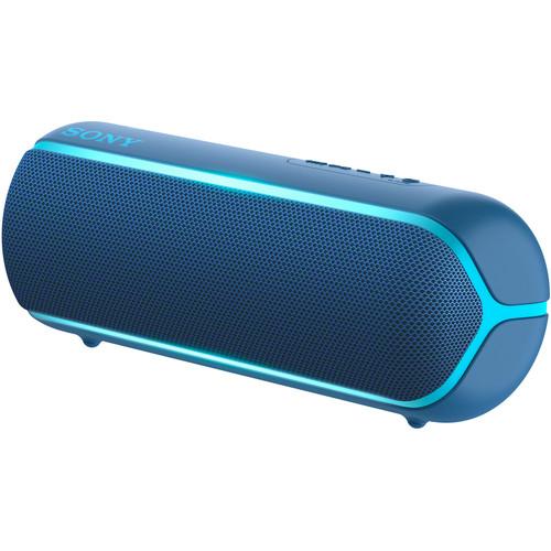 Sony XB22 EXTRA BASS Portable Bluetooth Speaker (Blue)