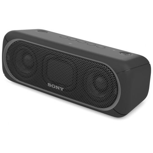 Sony SRS-XB30 Bluetooth Speaker (Black)