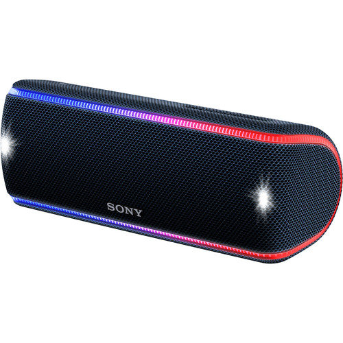 Srs Xb31 Portable Wireless Bluetooth Speaker (Black) by Sony