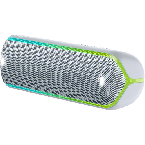 Sony SRS-XB32 EXTRA BASS Portable Bluetooth Speaker (Gray)