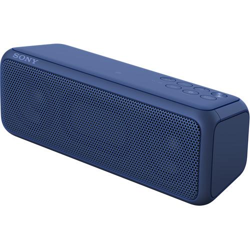 Sony SRS-XB3 Portable Bluetooth Wireless Speaker (Blue)