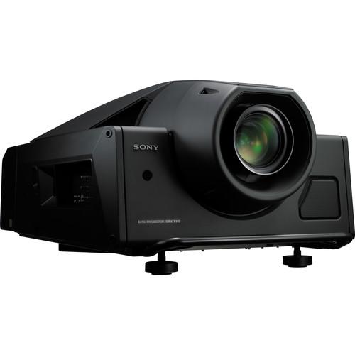 Sony SRX-T110 4K SXRD 11,000-Lumen Projector (No Lens or Lamps)