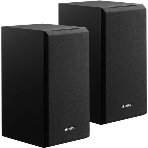 Sony SS-CS5 3-Way Bookshelf Speakers (Pair, Black)