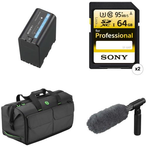 Sony Starter Kit for Sony PXW-FS5