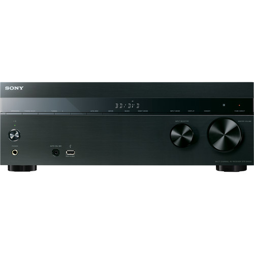 Sony STR-DH550 5.2-Channel AV Receiver