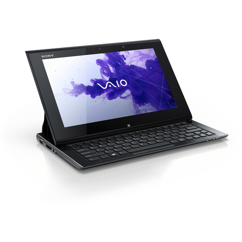 "Sony VAIO Duo 11 SOD11225CX 11.6"" Multi-Touch Ultrabook Computer (Gunmetal)"