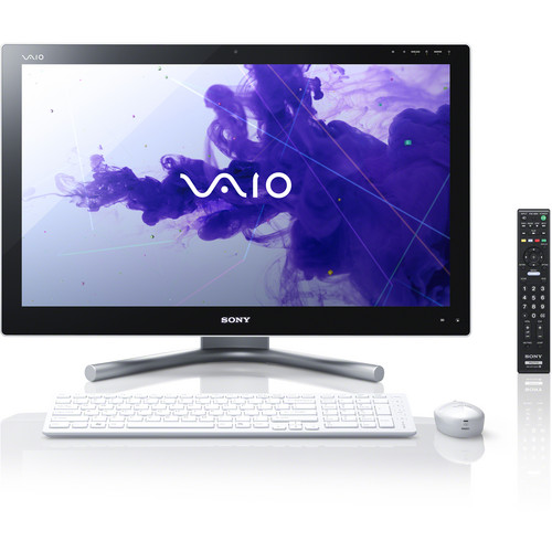 "Sony VAIO L24 Series 24"" All-in-One Desktop Computer (White)"