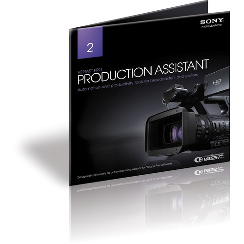 Sony Vegas Pro Production Assistant 2 ( Download)