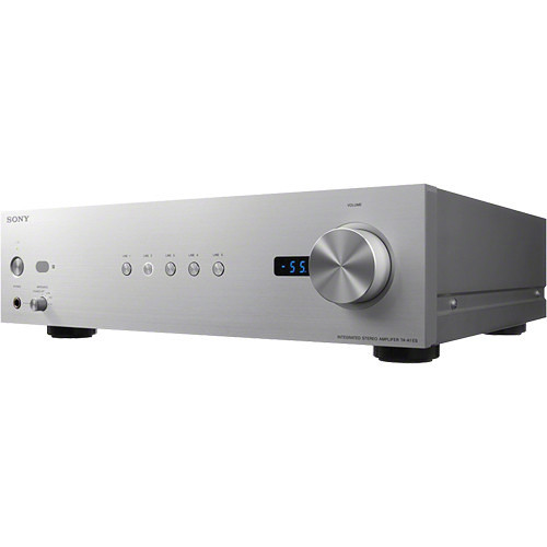 Sony TA-A1ES High-Resolution Audio Stereo Amplifier