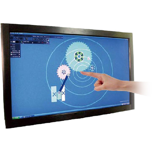 "Sony 75"" Multi-Touch Screen Overlay"