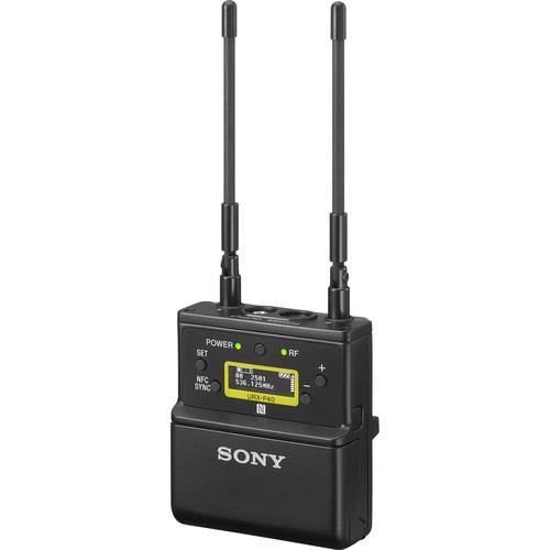 Sony URX-P40 Camera-Mount Wireless Receiver (UC14: 470 to 542 MHz)