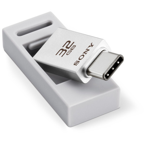 Sony 32GB USB 3.0 Type-C/USB Type-A Dual-Connection Flash Drive