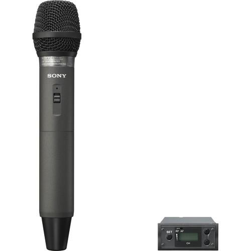 Sony UWP-X8 Wireless Handheld Microphone System U30 (566 to 589 MHz)