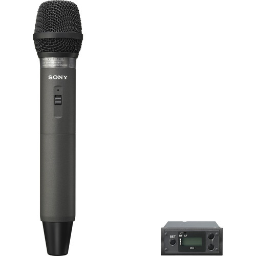 Sony UWP-X8 Wireless Handheld Microphone System U42 (638 to 661 MHz)