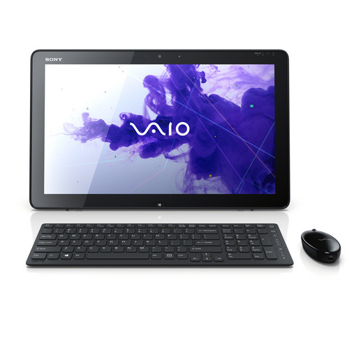 "Sony VAIO Tap 20 SVJ20235CXB 20"" All-in-One Desktop Computer (Black)"