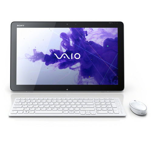 "Sony VAIO Tap 20 SVJ20237CXW 20"" All-in-One Desktop Computer (White)"