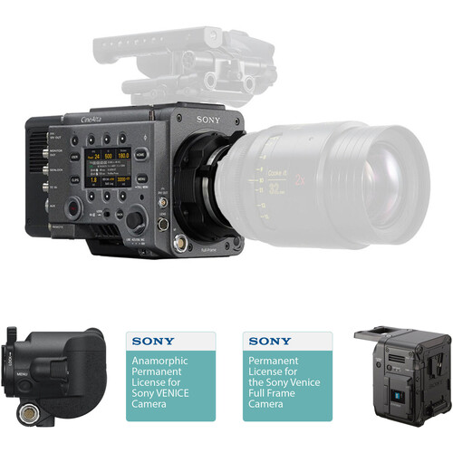 Sony VENICE 6K Digital Motion Picture Camera Package