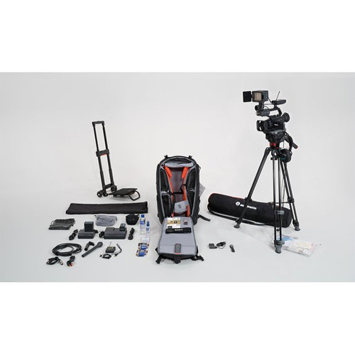 Sony VJBK2HX70 Video Journalist Kit