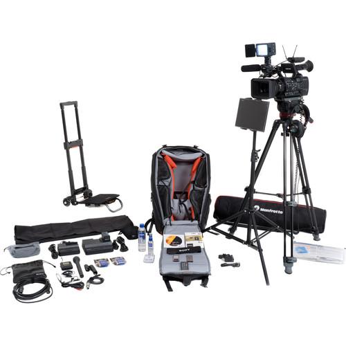 Sony VJBK2TX180 Video Journalist Backpack