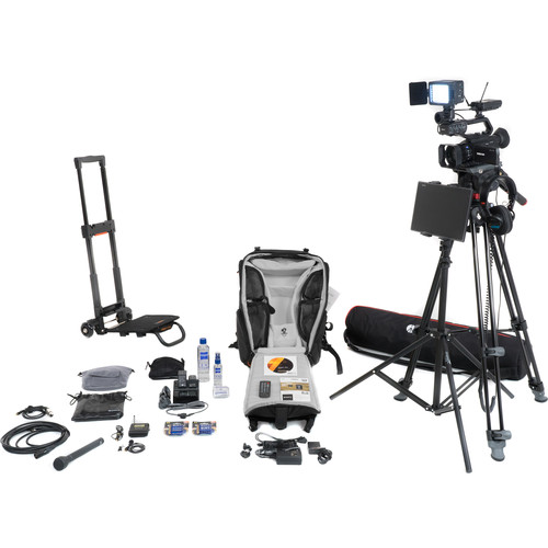 Sony VJBK2TX70 Video Journalist Backpack