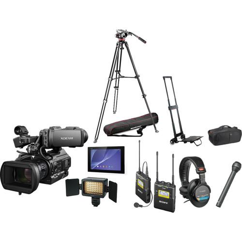 Sony VJBK-1THP300 PMW-300K1 Video Journalist Kit
