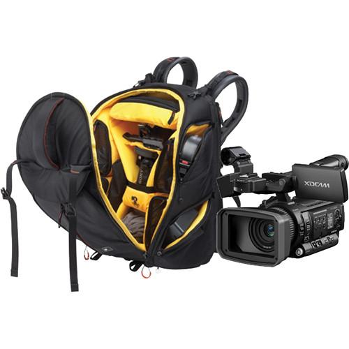 Sony VJBK-1TP100 Backpack Video Journalist Kit