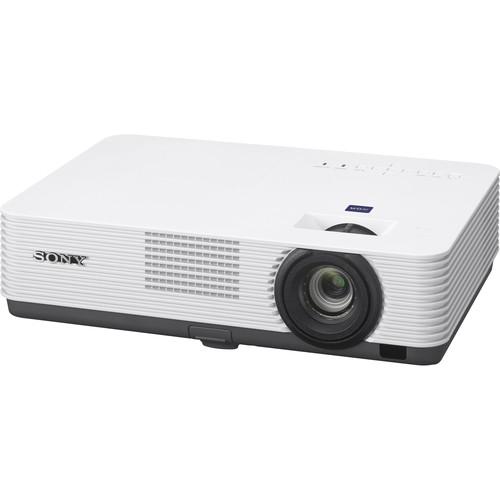 Sony 3300-Lumens XGA Desktop Projector (White)