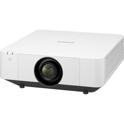 Sony VPL-FH60 WUXGA 5000 Lumens 3LCD Lamp Projector (White)