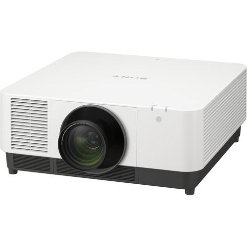 Sony 12,000-Lumens WUXGA 3LCD Laser Projector (White)