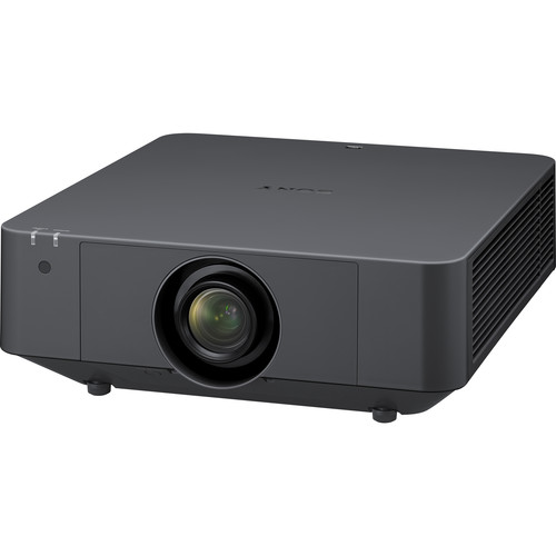 Sony VPL-FHZ65 6000-Lumen 3LCD Laser Light Source Projector (Black)