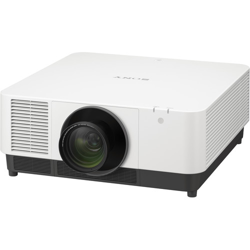 Sony 9,000-Lumens WUXGA 3LCD Laser Projector (White)