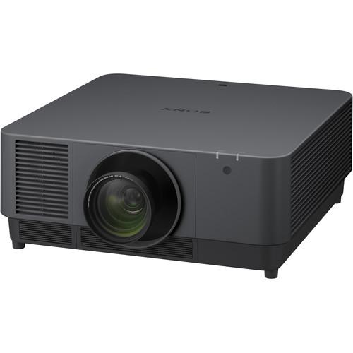 Sony 9000-Lumen WUXGA 3LCD Laser Projector (No Lens, Black)