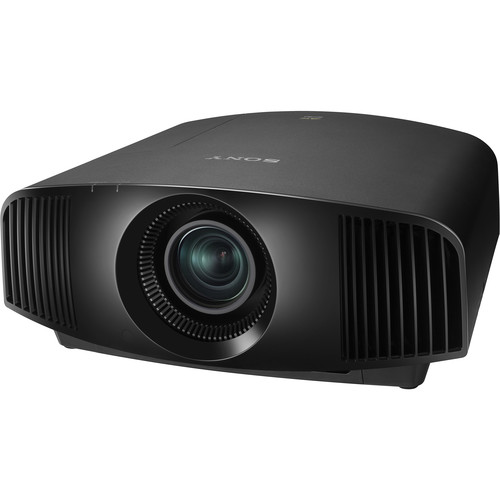 Sony VPL-VW295ES HDR DCI 4K SXRD Home Theater Projector (Black)