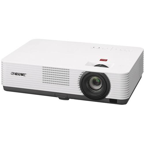 Sony VPLDW240 WXGA 3000-Lumen Desktop Projector