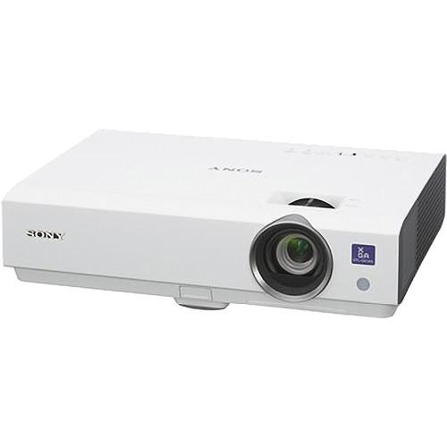 Sony VPLDX145 3200 Lumens XGA Mobile Network Multi-Region Projector