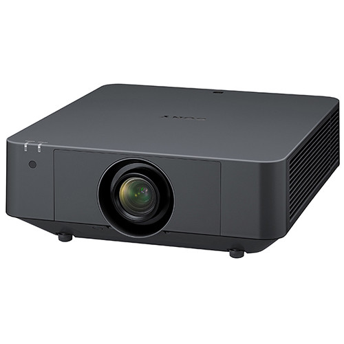 Sony 6500-Lumens WUXGA 3LCD Laser Projector (Black)