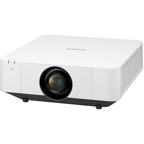 Sony VPL-FHZ75 6500-Lumen WUXGA Laser 3LCD Projector (White)