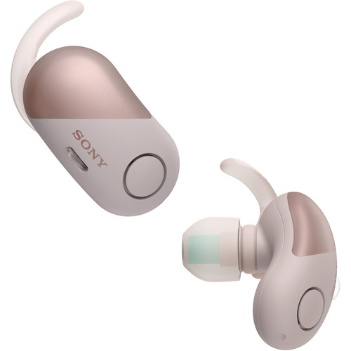 Sony WF-SP700N Wireless In-Ear Headphones (Pink)
