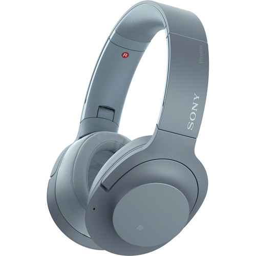 Sony WH-H900N h.ear on 2 Wireless NC Bluetooth Headphones (Moonlit Blue)