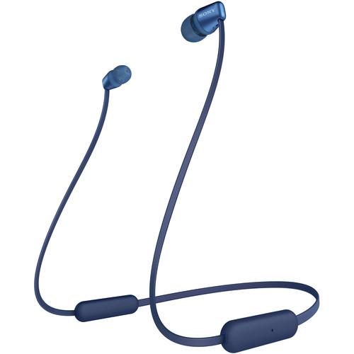 Sony WI-C310 Wireless In-Ear Headphones (Blue)