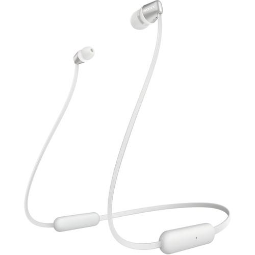 Sony WI-C310 Wireless In-Ear Headphones (White)