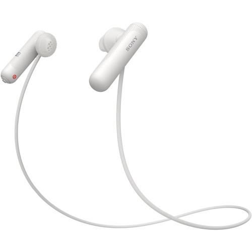 Sony WI-SP500 Wireless In-Ear Sports Headphones (White)